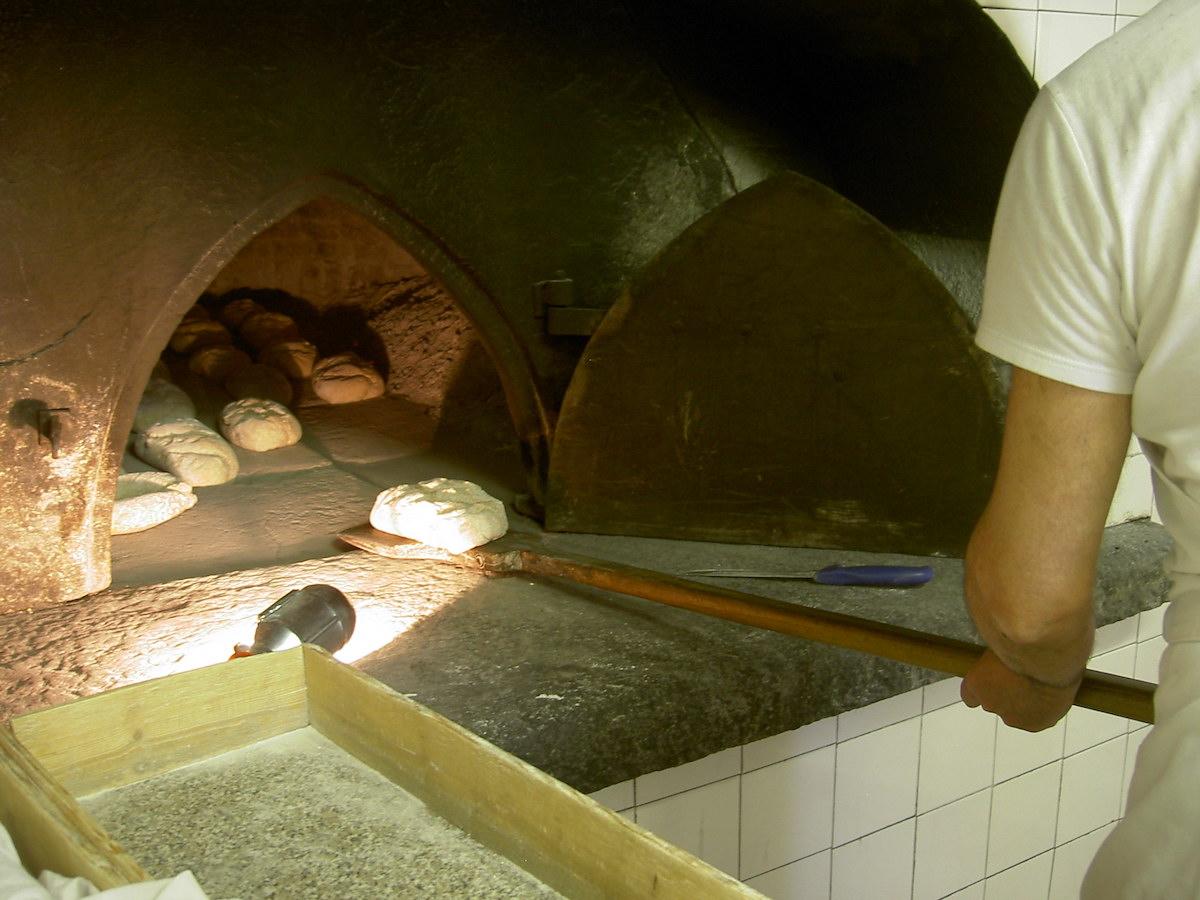 imforniamo il pane