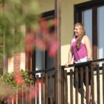 locanda la siia il balcone